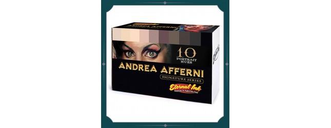 SET ANDREA AFFERNI / 10pc