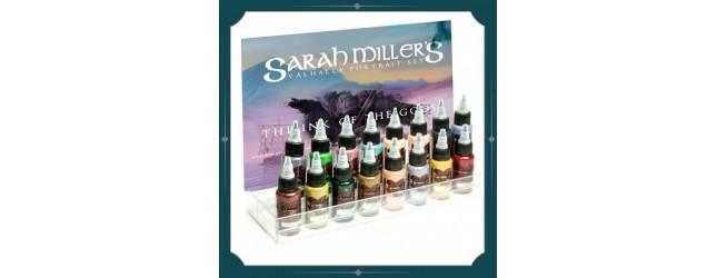 SARAH MILLER'S VALHALLA PORTRAIT SET