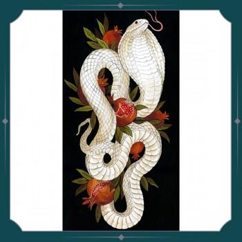 Alix Gé - Print - Snake