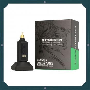 Batterie SUNSKIN SET RCA (Socle inclus)